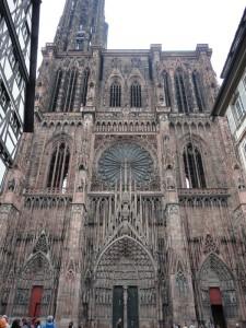 ストラスブールの大聖堂