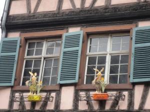 カイゼルスベルグの窓