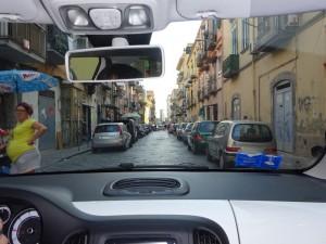 下町ナポリの裏通り