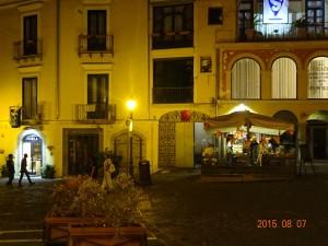 サルレノの夜