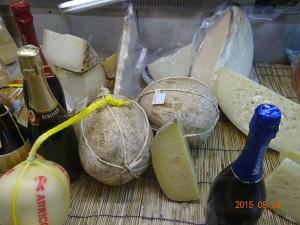 うじむしチーズ??