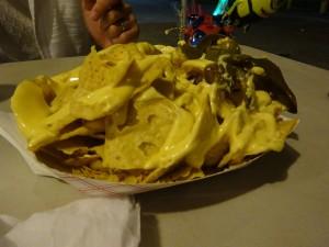 チーズタコス