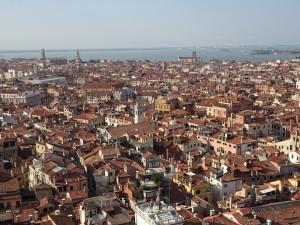 ヴェネチアの町